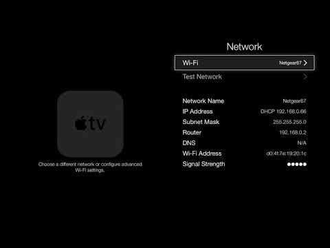 How To Configure Apple TV 3 To Use Unlocator SmartDNS