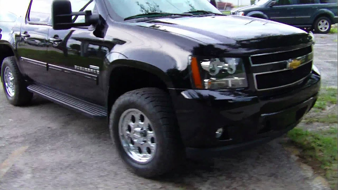 2009 Duramax Suburban DuraBurb Sales 1-407-257-9657 - YouTube
