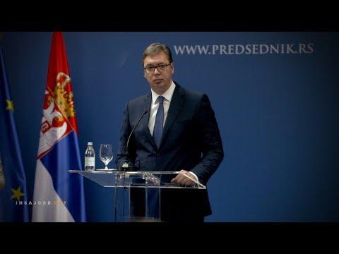 Aleksandar Vučić o izgradnji jeftinih stanova 11. 12. 2017.