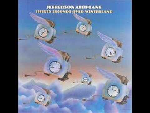 Jefferson Airplane - When The Earth Moves Again