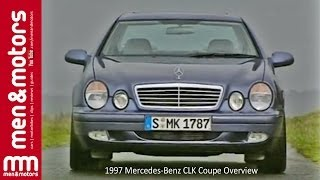 1997 Mercedes-Benz CLK Coupe Overview
