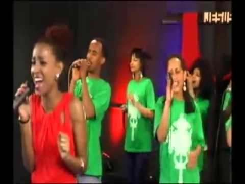 The Living Hope Miracle Ministry Worship Team live at Elshaddai Tv