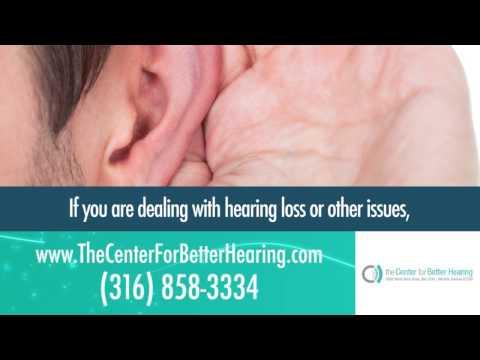 Hearing Aids Wichita KS - The Center for Better Hearing
