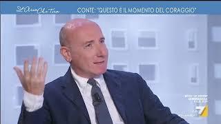 """Roberto Arditti: """"Alla Commissione Europea ci va Gentiloni, non mi sembra un capolavoro della Lega"""""""