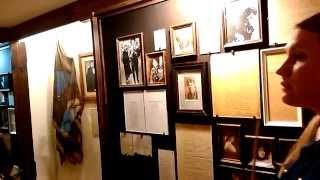 видео Дом-музей Сергея Есенина в с. Константиново