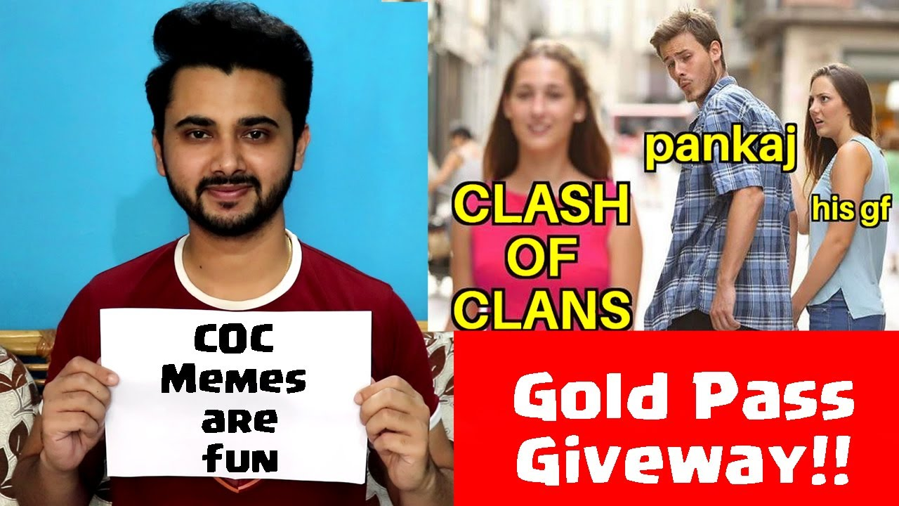 Clash Of Clans Memes Are OP & Finally Gold Pass Winner | Khelte Rahoo