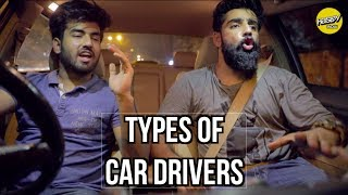 TYPES OF CAR DRIVERS WE ALL KNOW | Hasley India
