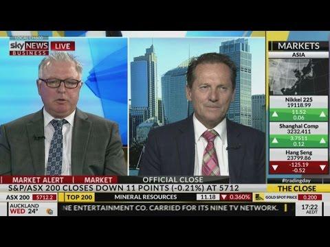 XM.COM - Peter McGuire Sky News Business TV - 28/02/2017