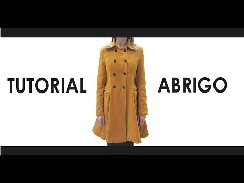 DIY costura abrigo