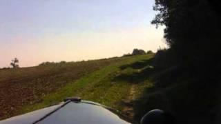 DKW F8 - luxus cabriolet - in terrene