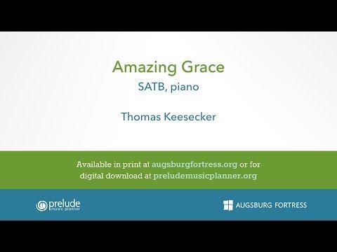 Amazing Grace - arr. Thomas Keesecker