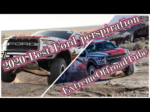 Ford Renger-F150 Raptor 4x4 Offroad high performance extreme fast and power driving compilation