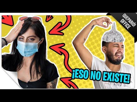 Orlando No Usa Cubrebocas 😷🙄 | QUEPARIÓ! OFFICE 4
