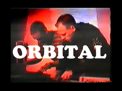 Orbital Live Leeds Warehouse 1990