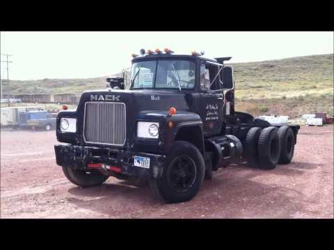 80 Mack Winch Truck Tractor - bigiron.com - 10/16/13