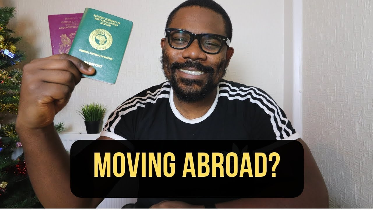 Moving abroad from Nigeria ? - The untold truth // SAY IT LIKE IT IS - Ep 02