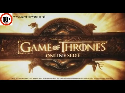Game Of Thrones Slot | ALL FEATURES + BIG WIN | Microgaming