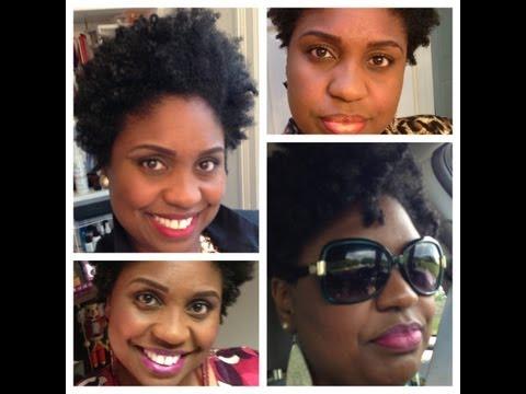 Rock the Trend: Short Hair, Bold Lip #shorthairboldlip