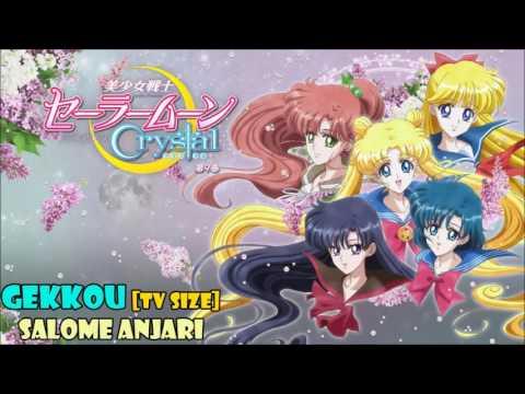 Gekkou [Tv Size] (Sailor Moon Crystal ending) cover latino by Salome Anjari