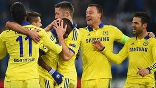 Video Gol Pertandingan Chelsea vs Schalke 04