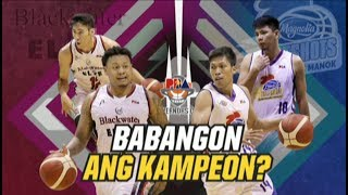 PBA Governors' Cup 2019 Highlights: Blackwater vs Magnolia October 16, 2019