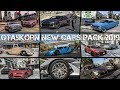 How to download and install (OIV 48 New) Cars pack 2019 By Gta5KoRn | Complete Tutorial + Gameplay