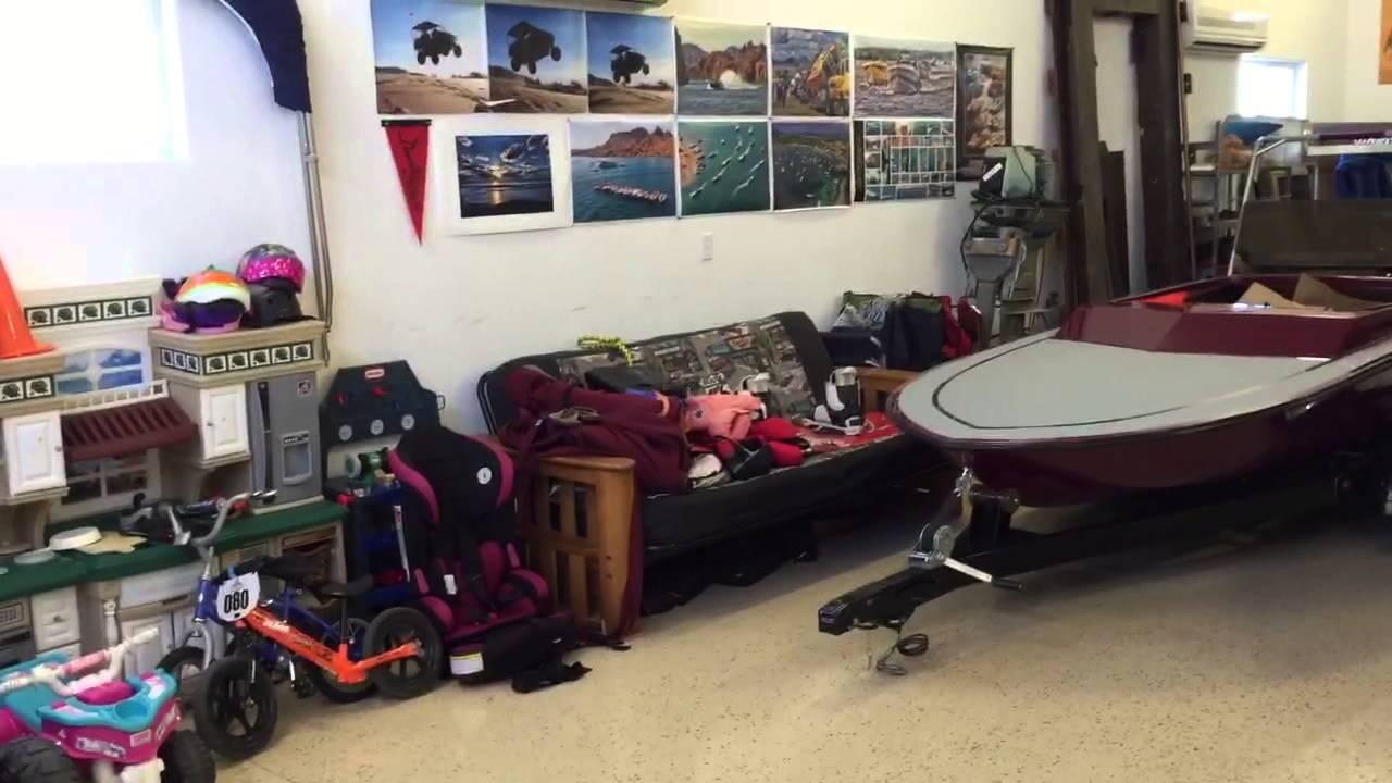 Brief Garage Tour For Garage Journal Youtube
