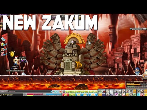 New Revamped ZAKUM : MapleStory