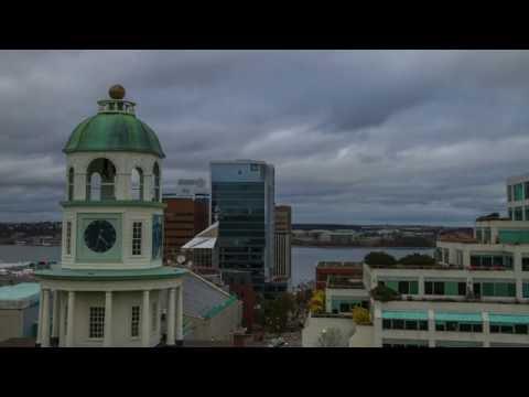 Halifax- Time-lapse .