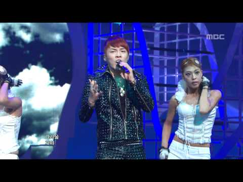 Whee Sung - I even thought of marriage, 휘성 - 결혼까지 생각했어, Music Core 20100828