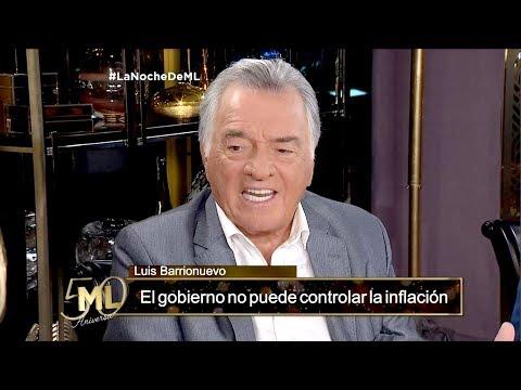 La sutil amenaza de Luis Barrionuevo al Gobierno de Macri