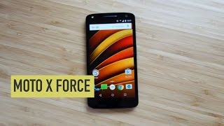 Moto X Force - Unboxing and first impressions