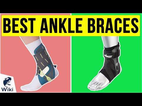 10 Best Ankle Braces 2020