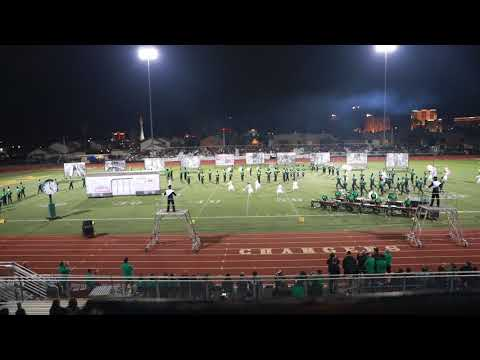 "Thousand Oaks High School Marching Band 2017 ""Times Square"" Las Vegas"