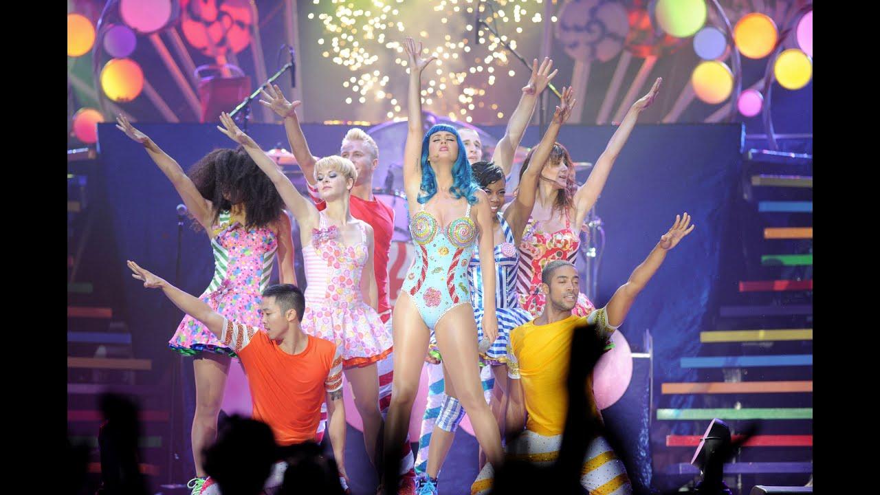 Katy Perry - The California Dreams Tour Live Álbum - YouTube Katy Perry Tour