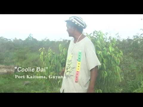 "CVL 647 - ""Coolie Bai"" in Port Kaituma, Guyana"
