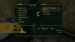 Item Duplication -- Glitch Explanation/Tutorial [Fallout: New Vegas/Fallout 3]