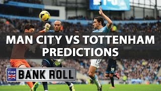 Man City Vs Tottenham   Soccer Picks & Predictions   Sat 21st Jan