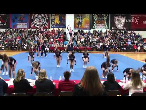 2014 City Cheer & Pom - Tommy Douglas Level 2 Cheer