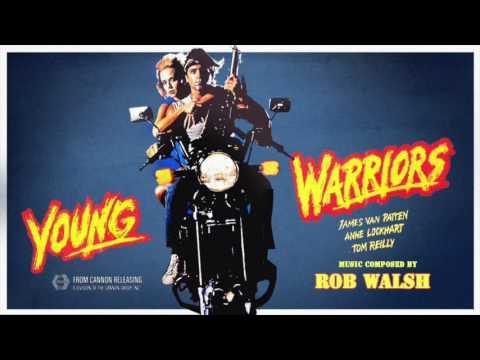 Rob Walsh - Young Warriors (1983 - Vinyl Rip)