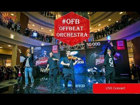 OFB Aka Offbeat Orchestra - Live Concert / Part 1: EDM