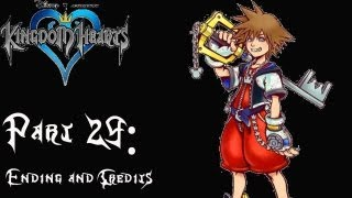 Kingdom Hearts - Part 29: Ending and Credits