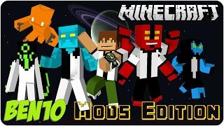 Minecraft BEN10 Fragman (Çok Emek Harcadım)