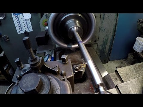 Saturday Night Special 126: Speedy Lathe Gage, Turning Small Shaft, Bar Z Swag