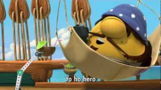 Veggietales Rock Monster & Yo Ho Heroes 480p