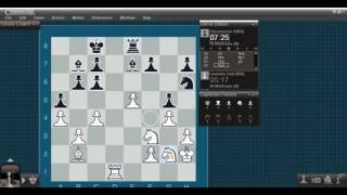 Beating ChessMaster Grandmaster 10th Edition