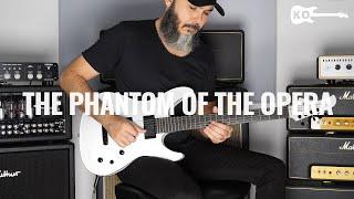 The Phantom of the Opera - Metal Guitar Cover by Kfir Ochaion - FGN Guitars