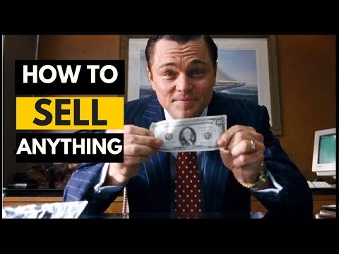 How to Sell A Product - Sell Anything to Anyone with The 4 P