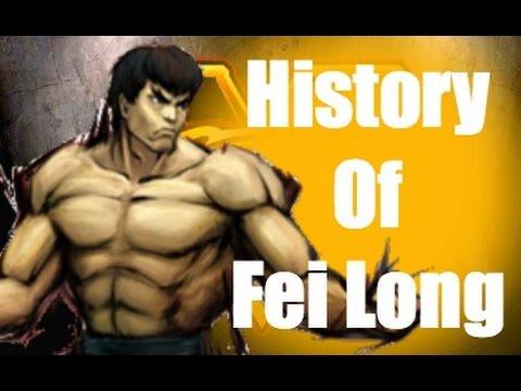 History Of Fei Long Street Fighter V