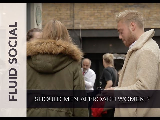 Should Men Approach Women in the Day?   Social Experiment